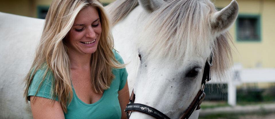 Cornelia Himmler | Chiropraktikerin für Pferde | Chiropraktik Pferde Sport Wien | Tier - Chiropraktiker | Zahnbehandlung Pferd Pferde